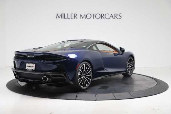 New 2020 McLaren GT Coupe for sale $244,675 at Bugatti of Greenwich in Greenwich CT 06830 6