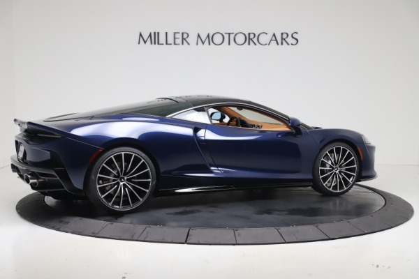 New 2020 McLaren GT Coupe for sale $244,675 at Bugatti of Greenwich in Greenwich CT 06830 7