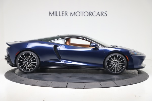 New 2020 McLaren GT Coupe for sale $244,675 at Bugatti of Greenwich in Greenwich CT 06830 8