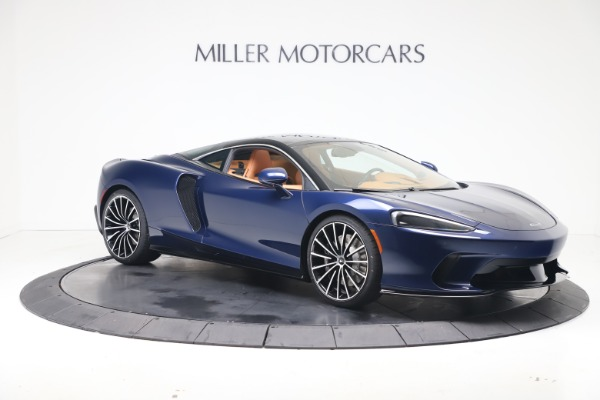 New 2020 McLaren GT Coupe for sale $244,675 at Bugatti of Greenwich in Greenwich CT 06830 9
