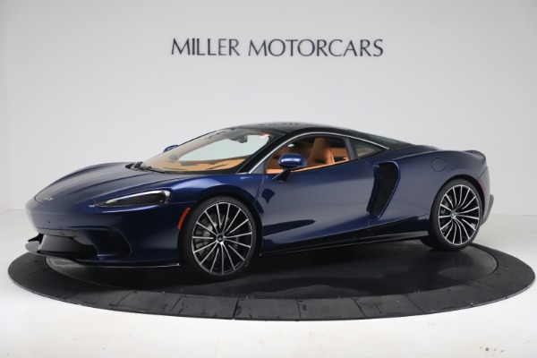 New 2020 McLaren GT Coupe for sale $244,675 at Bugatti of Greenwich in Greenwich CT 06830 1