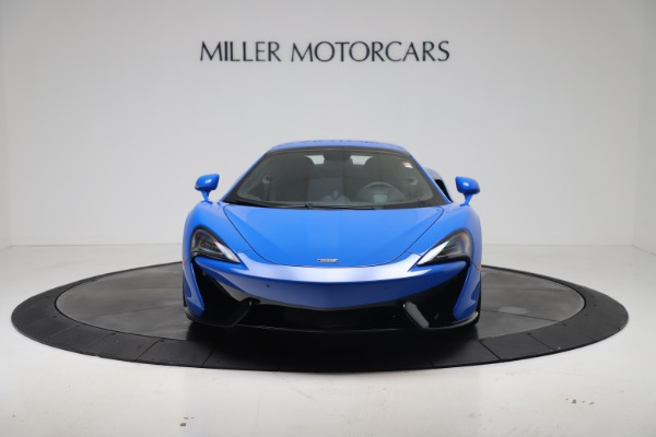 New 2020 McLaren 570S Spider Convertible for sale $236,270 at Bugatti of Greenwich in Greenwich CT 06830 22