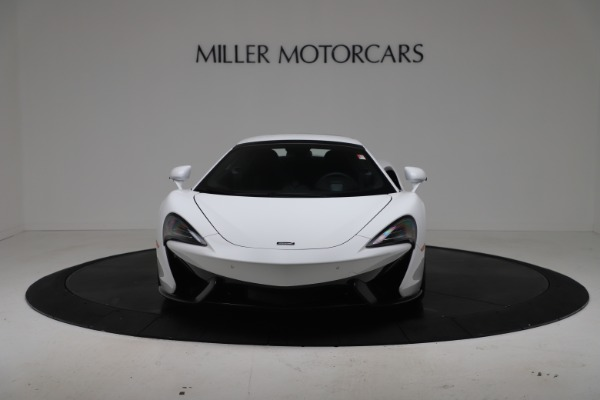 New 2020 McLaren 570S Spider Convertible for sale $231,150 at Bugatti of Greenwich in Greenwich CT 06830 21
