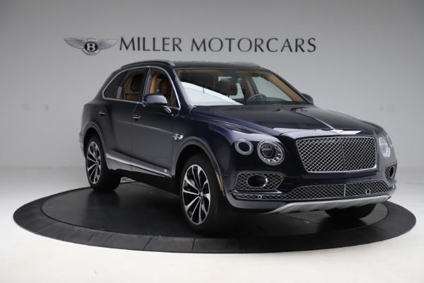 Used 2017 Bentley Bentayga W12 for sale $135,900 at Bugatti of Greenwich in Greenwich CT 06830 11