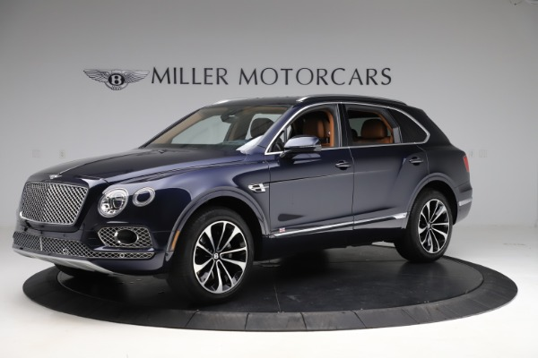 Used 2017 Bentley Bentayga W12 for sale $135,900 at Bugatti of Greenwich in Greenwich CT 06830 2