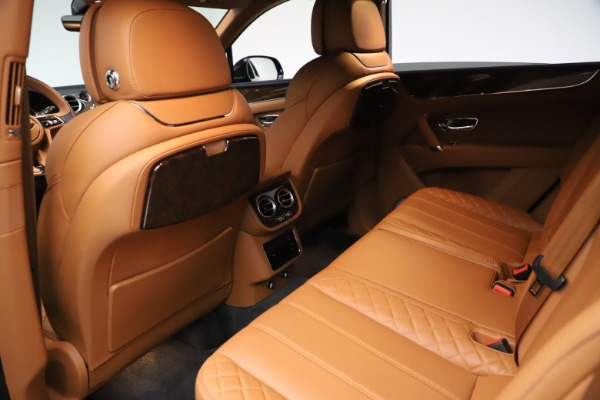 Used 2017 Bentley Bentayga W12 for sale $135,900 at Bugatti of Greenwich in Greenwich CT 06830 21