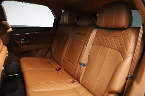 Used 2017 Bentley Bentayga W12 for sale $135,900 at Bugatti of Greenwich in Greenwich CT 06830 23