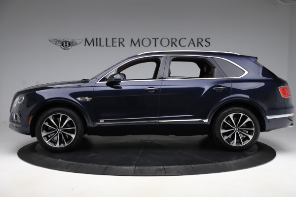 Used 2017 Bentley Bentayga W12 for sale $135,900 at Bugatti of Greenwich in Greenwich CT 06830 3