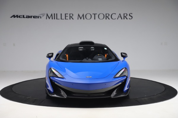 Used 2019 McLaren 600LT for sale $255,900 at Bugatti of Greenwich in Greenwich CT 06830 12