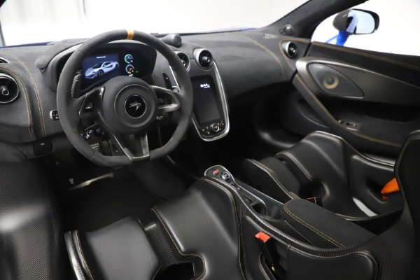 Used 2019 McLaren 600LT for sale $255,900 at Bugatti of Greenwich in Greenwich CT 06830 13