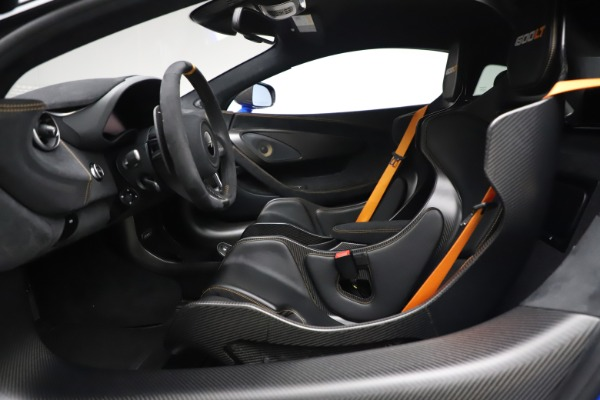Used 2019 McLaren 600LT for sale $255,900 at Bugatti of Greenwich in Greenwich CT 06830 14