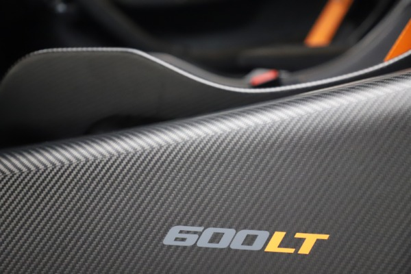 Used 2019 McLaren 600LT for sale $255,900 at Bugatti of Greenwich in Greenwich CT 06830 18