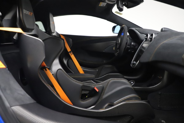 Used 2019 McLaren 600LT for sale $255,900 at Bugatti of Greenwich in Greenwich CT 06830 20
