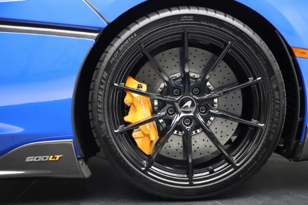 Used 2019 McLaren 600LT for sale $255,900 at Bugatti of Greenwich in Greenwich CT 06830 24