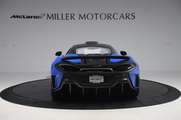 Used 2019 McLaren 600LT for sale $255,900 at Bugatti of Greenwich in Greenwich CT 06830 6