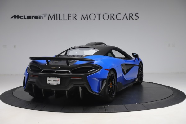 Used 2019 McLaren 600LT for sale $255,900 at Bugatti of Greenwich in Greenwich CT 06830 7