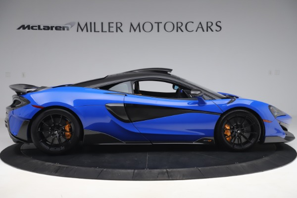 Used 2019 McLaren 600LT for sale $255,900 at Bugatti of Greenwich in Greenwich CT 06830 9