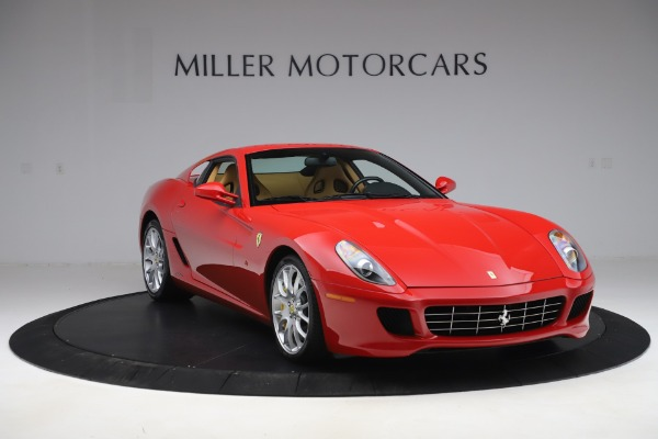 Used 2008 Ferrari 599 GTB Fiorano for sale $159,900 at Bugatti of Greenwich in Greenwich CT 06830 10