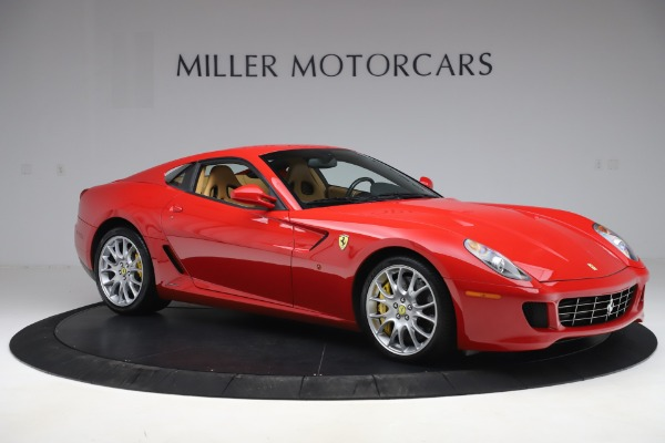 Used 2008 Ferrari 599 GTB Fiorano for sale $159,900 at Bugatti of Greenwich in Greenwich CT 06830 11