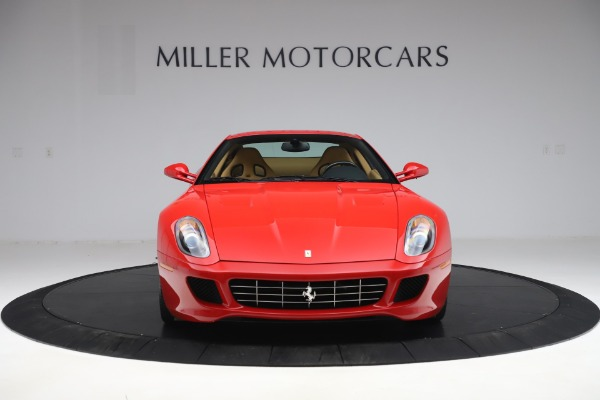 Used 2008 Ferrari 599 GTB Fiorano for sale $159,900 at Bugatti of Greenwich in Greenwich CT 06830 12