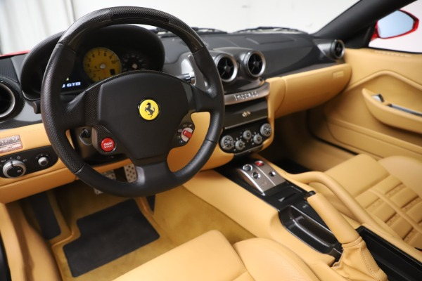 Used 2008 Ferrari 599 GTB Fiorano for sale $159,900 at Bugatti of Greenwich in Greenwich CT 06830 13