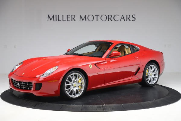 Used 2008 Ferrari 599 GTB Fiorano for sale $159,900 at Bugatti of Greenwich in Greenwich CT 06830 2
