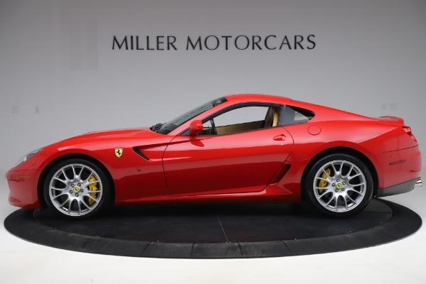 Used 2008 Ferrari 599 GTB Fiorano for sale $159,900 at Bugatti of Greenwich in Greenwich CT 06830 3