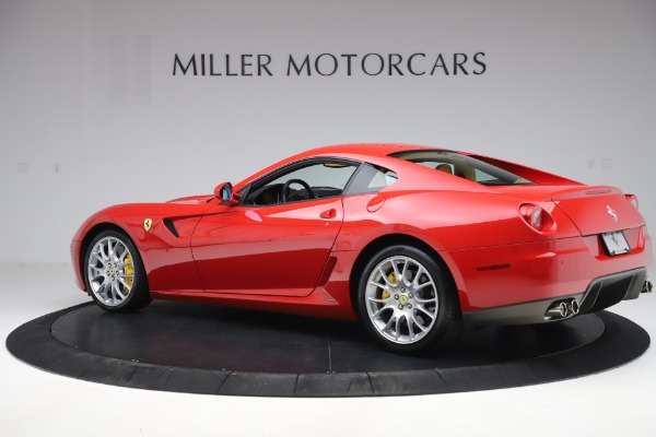 Used 2008 Ferrari 599 GTB Fiorano for sale $159,900 at Bugatti of Greenwich in Greenwich CT 06830 4