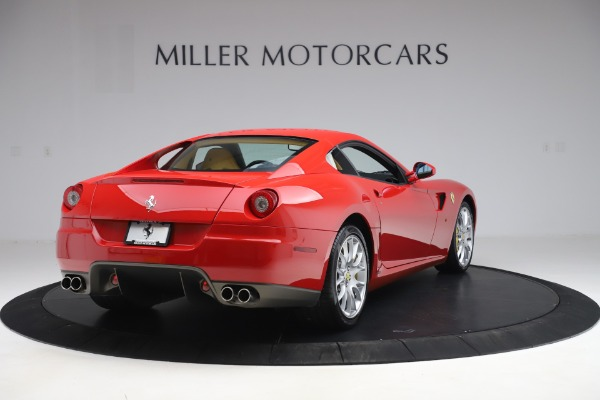 Used 2008 Ferrari 599 GTB Fiorano for sale $159,900 at Bugatti of Greenwich in Greenwich CT 06830 7