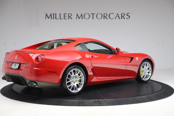 Used 2008 Ferrari 599 GTB Fiorano for sale $159,900 at Bugatti of Greenwich in Greenwich CT 06830 8