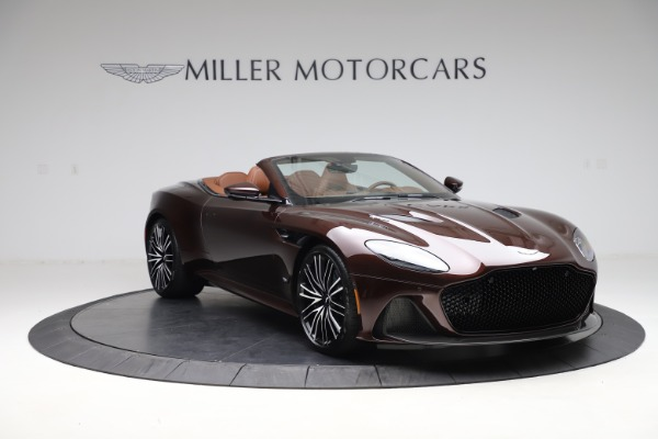 New 2020 Aston Martin DBS Superleggera for sale $349,036 at Bugatti of Greenwich in Greenwich CT 06830 10