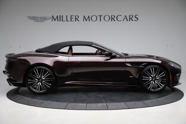 New 2020 Aston Martin DBS Superleggera for sale $349,036 at Bugatti of Greenwich in Greenwich CT 06830 13