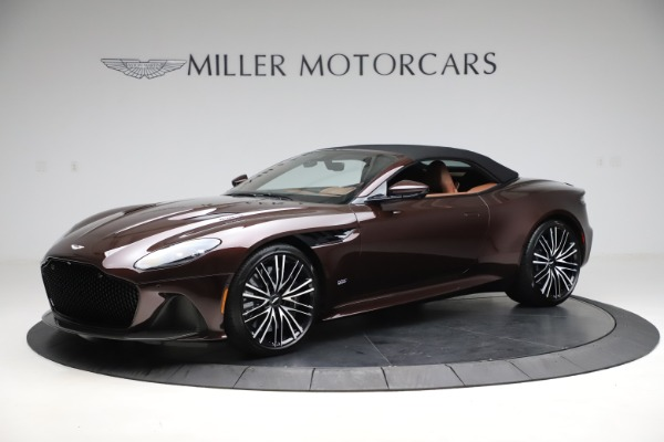 New 2020 Aston Martin DBS Superleggera for sale $349,036 at Bugatti of Greenwich in Greenwich CT 06830 18