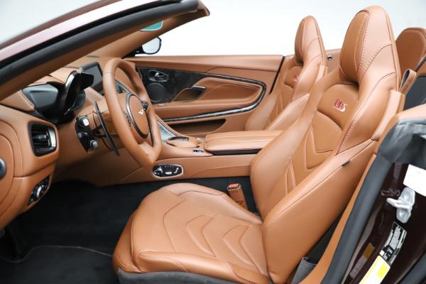 New 2020 Aston Martin DBS Superleggera for sale $349,036 at Bugatti of Greenwich in Greenwich CT 06830 20