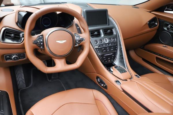 New 2020 Aston Martin DBS Superleggera for sale $349,036 at Bugatti of Greenwich in Greenwich CT 06830 21