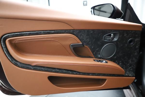 New 2020 Aston Martin DBS Superleggera for sale $349,036 at Bugatti of Greenwich in Greenwich CT 06830 22