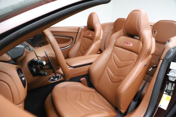 New 2020 Aston Martin DBS Superleggera for sale $349,036 at Bugatti of Greenwich in Greenwich CT 06830 23