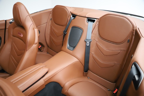 New 2020 Aston Martin DBS Superleggera for sale $349,036 at Bugatti of Greenwich in Greenwich CT 06830 24