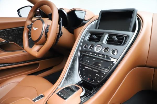 New 2020 Aston Martin DBS Superleggera for sale $349,036 at Bugatti of Greenwich in Greenwich CT 06830 25