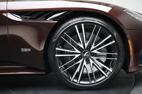 New 2020 Aston Martin DBS Superleggera for sale $349,036 at Bugatti of Greenwich in Greenwich CT 06830 28