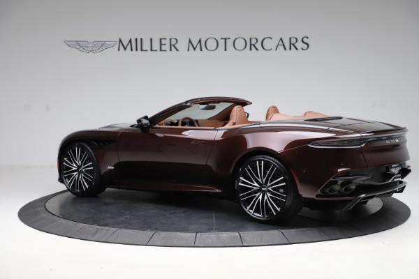 New 2020 Aston Martin DBS Superleggera for sale $349,036 at Bugatti of Greenwich in Greenwich CT 06830 3