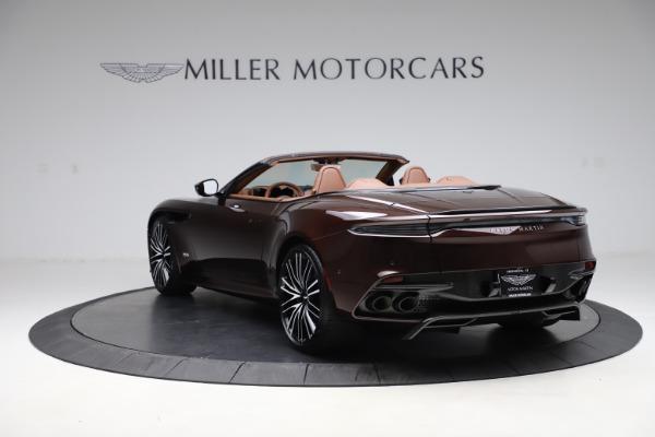 New 2020 Aston Martin DBS Superleggera for sale $349,036 at Bugatti of Greenwich in Greenwich CT 06830 4