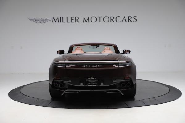New 2020 Aston Martin DBS Superleggera for sale $349,036 at Bugatti of Greenwich in Greenwich CT 06830 5