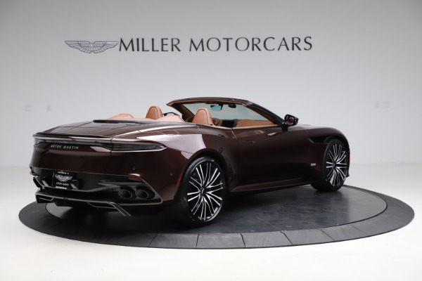 New 2020 Aston Martin DBS Superleggera for sale $349,036 at Bugatti of Greenwich in Greenwich CT 06830 7