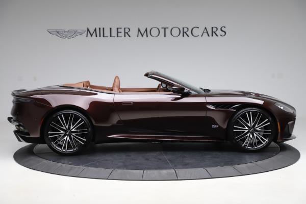 New 2020 Aston Martin DBS Superleggera for sale $349,036 at Bugatti of Greenwich in Greenwich CT 06830 8