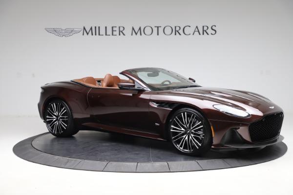 New 2020 Aston Martin DBS Superleggera for sale $349,036 at Bugatti of Greenwich in Greenwich CT 06830 9