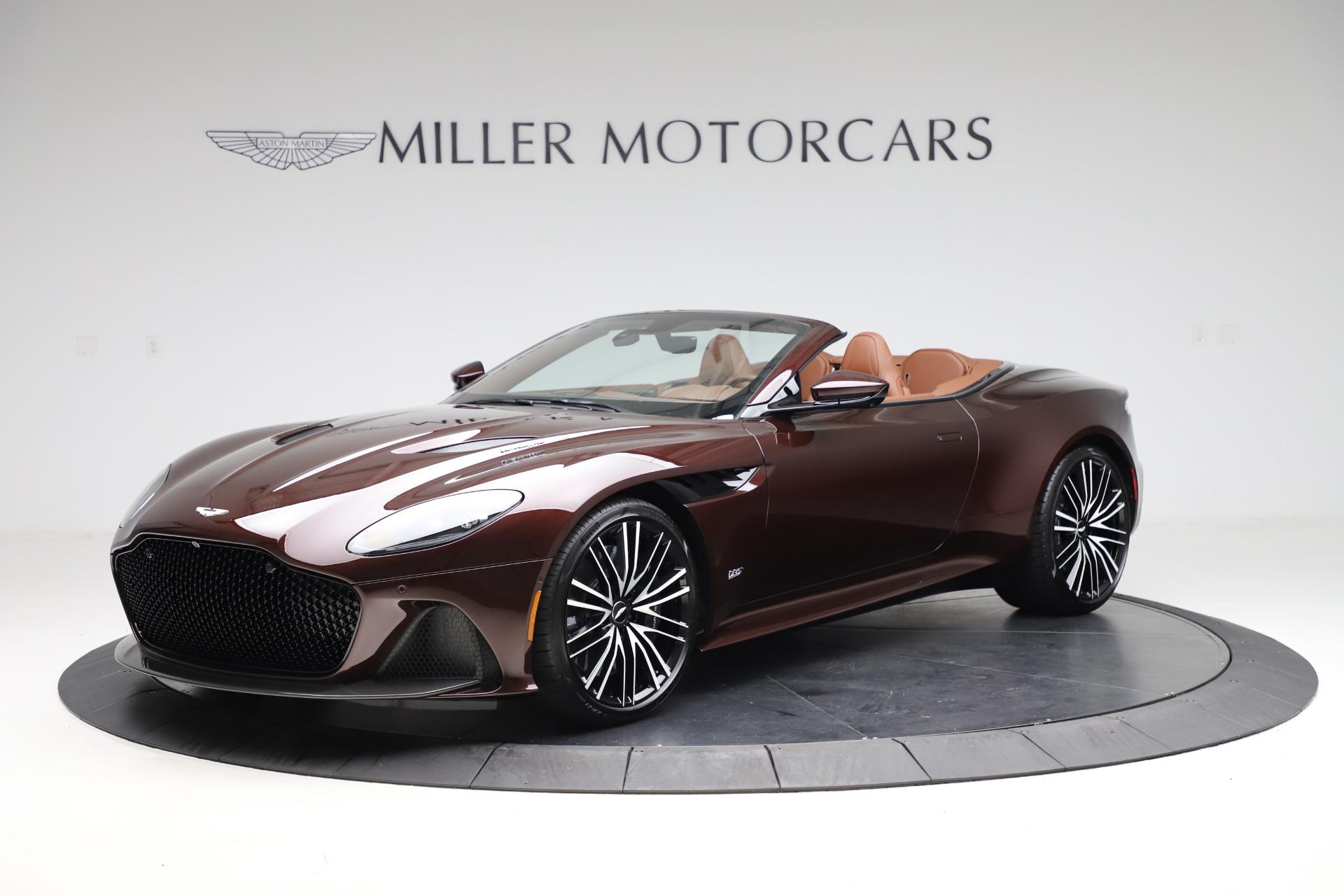 New 2020 Aston Martin DBS Superleggera for sale $349,036 at Bugatti of Greenwich in Greenwich CT 06830 1