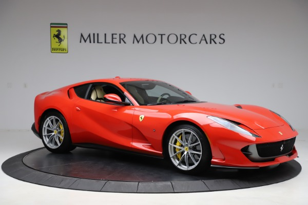 Used 2019 Ferrari 812 Superfast for sale $365,900 at Bugatti of Greenwich in Greenwich CT 06830 10