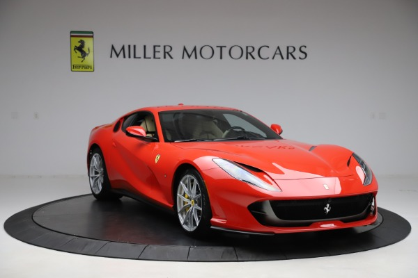Used 2019 Ferrari 812 Superfast for sale $365,900 at Bugatti of Greenwich in Greenwich CT 06830 11
