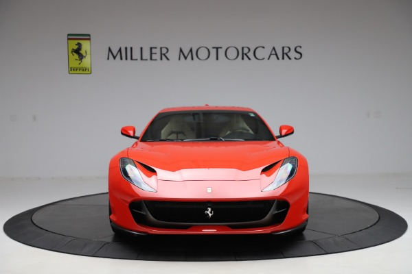 Used 2019 Ferrari 812 Superfast for sale $365,900 at Bugatti of Greenwich in Greenwich CT 06830 12